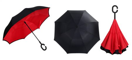 24-inch inverted umbrella