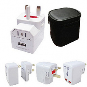 Travel Adapter / Travel Ware