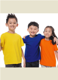 Round Neck for Children