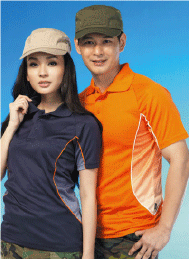 Microfibre / Quick Dry Polo T-Shirt