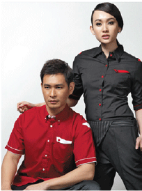 Corporate Shirt/Company Shirt / Uniform (F1)