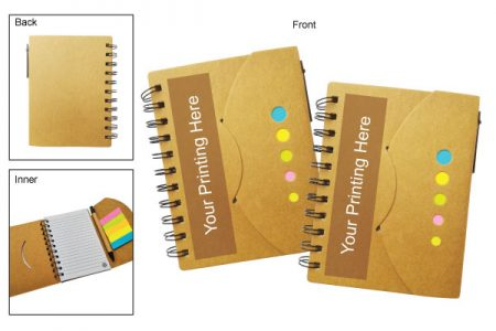 Eco Notepad & Notebook