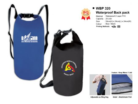 Waterproof Drybag /Beachbag / Backpack