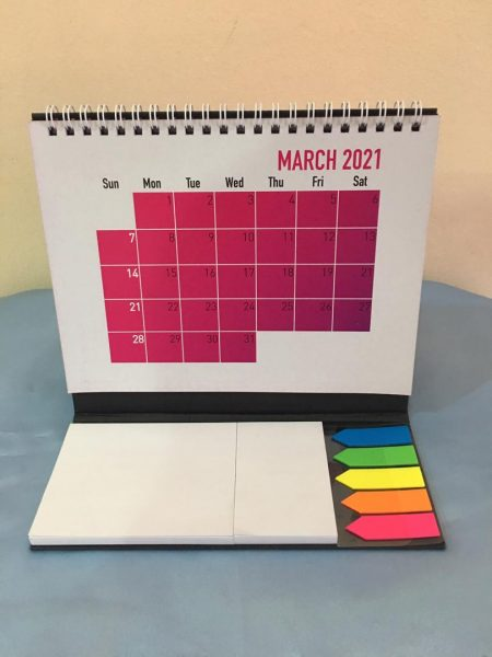 Calendars, Planners, Diaries, Notebooks , Sticky Notepad