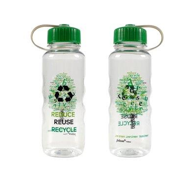 ECO/ Wheat straw bottle / BPA Free Bottle